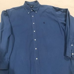 Polo mens button down